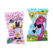 Comprimate Inel Lama Flamingo