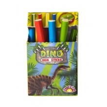 Guma Creioane Dino Planet